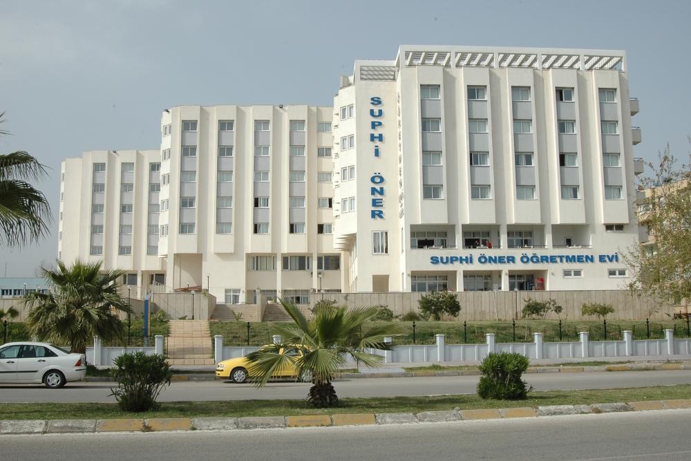 Mersin otelcilik ve turizm meslek lisesi inşaatı