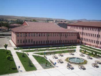 Kırşehir meslek yüksek okulu